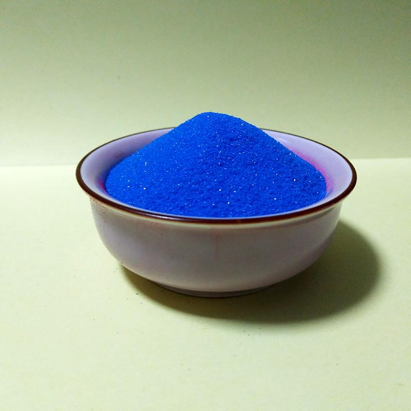 染色彩砂专业制造企业 染色石子 染色骨料