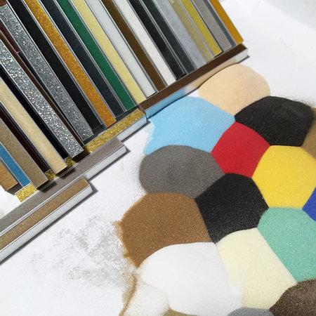 勾缝剂用玻璃微珠 超细玻璃微珠 烧结玻璃微珠主要用于美缝剂