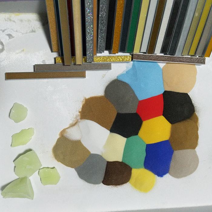 玻璃微珠美缝剂原料,大量现货供应,玻璃微珠
