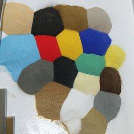 烧结彩色美缝剂玻璃微珠,彩色玻璃微珠生产厂家,玻璃微珠颜色